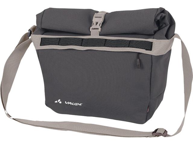 VAUDE ExCycling Box - Sac porte-bagages - noir